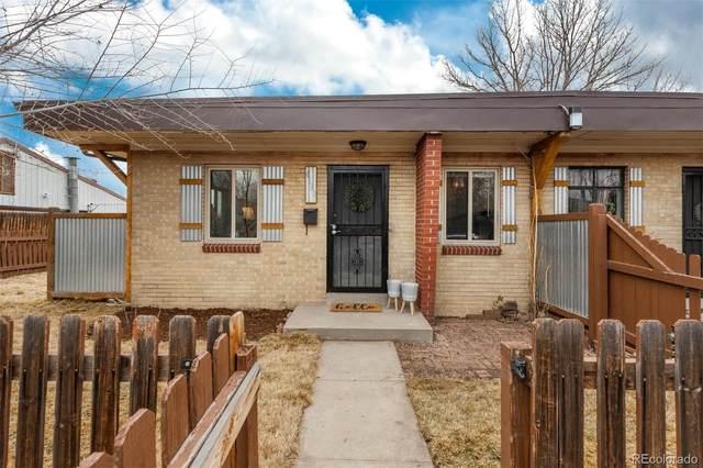 4338 Clay Street, Denver, CO 80211 (MLS #2524519) :: Wheelhouse Realty