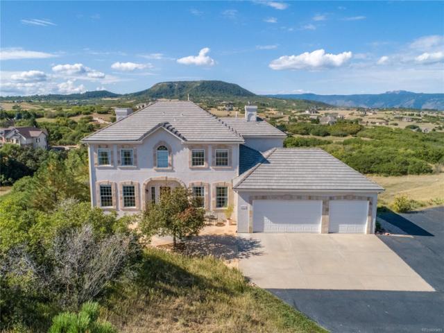 3319 Castle Butte Drive, Castle Rock, CO 80109 (MLS #2524870) :: 8z Real Estate