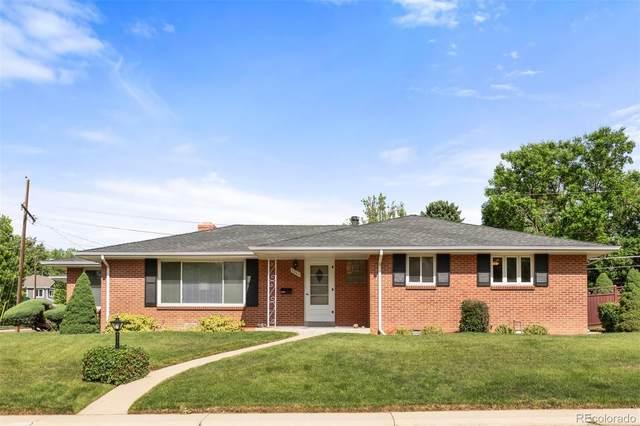 3002 S Gilpin Street, Denver, CO 80210 (MLS #2525126) :: 8z Real Estate