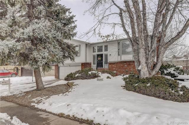 7402 S Marion Street, Centennial, CO 80122 (MLS #2525448) :: 8z Real Estate