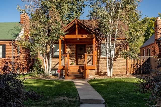 1530 Hudson Street, Denver, CO 80220 (#2525552) :: The Healey Group