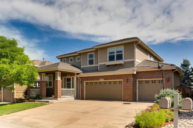 4073 Blacktail Court, Castle Rock, CO 80109 (#2525814) :: Hometrackr Denver