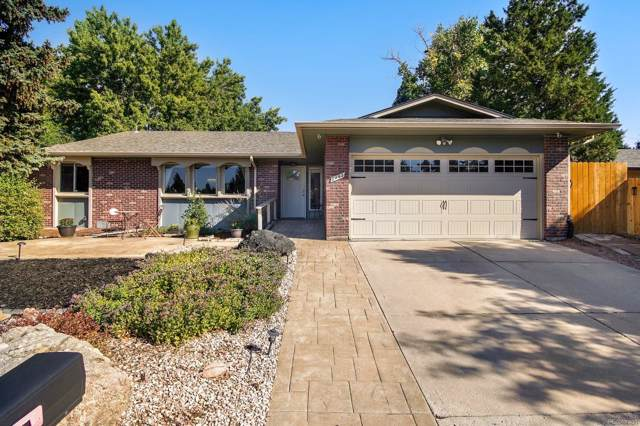 8493 W Center Avenue, Lakewood, CO 80226 (#2525893) :: The Heyl Group at Keller Williams