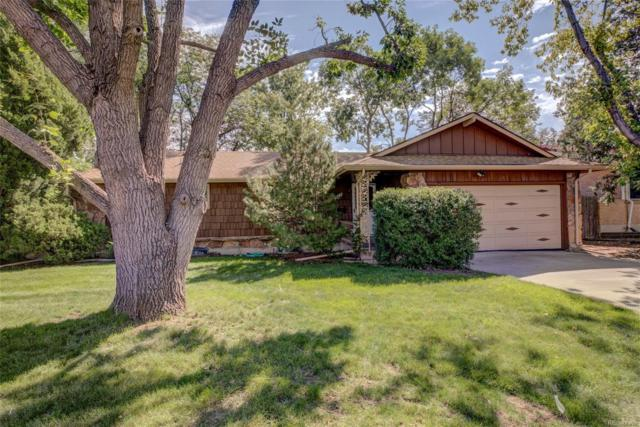 828 S Johnson Court, Lakewood, CO 80226 (#2525895) :: The Griffith Home Team