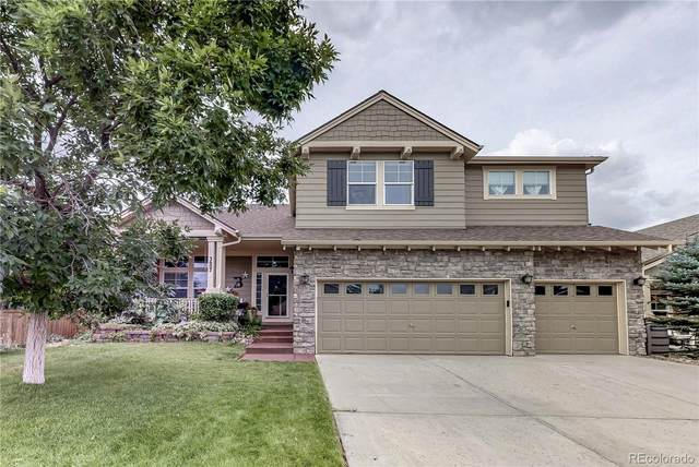 3607 Sunchase Drive, Castle Rock, CO 80109 (#2526383) :: You 1st Realty