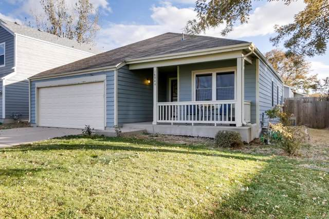 18946 E 22nd Place, Aurora, CO 80011 (MLS #2526869) :: 8z Real Estate