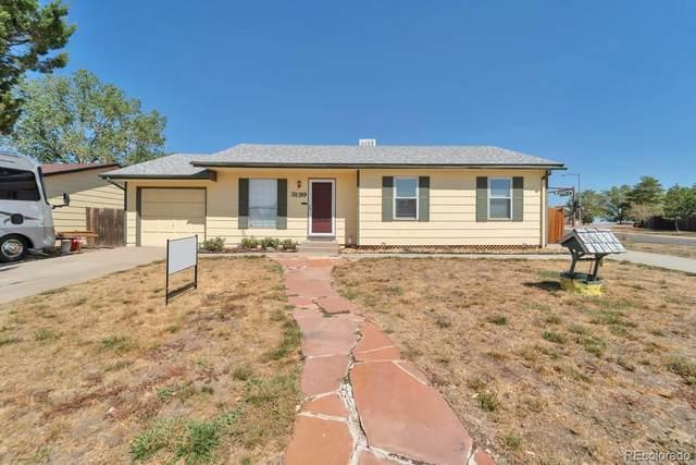 3199 E 99th Way, Thornton, CO 80229 (MLS #2526878) :: 8z Real Estate