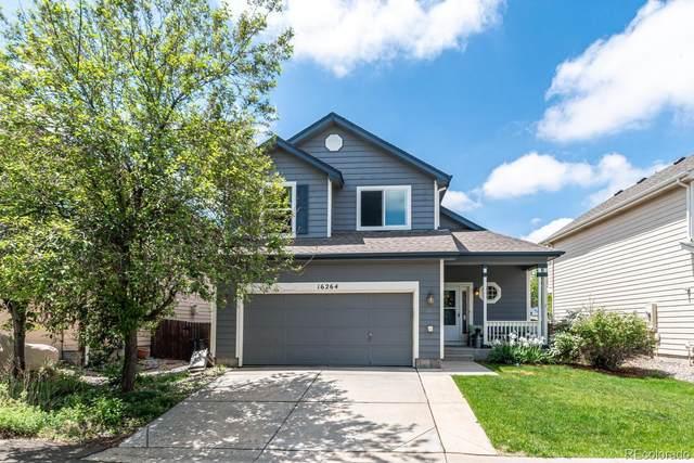 16264 White Hawk Drive, Parker, CO 80134 (MLS #2527009) :: 8z Real Estate