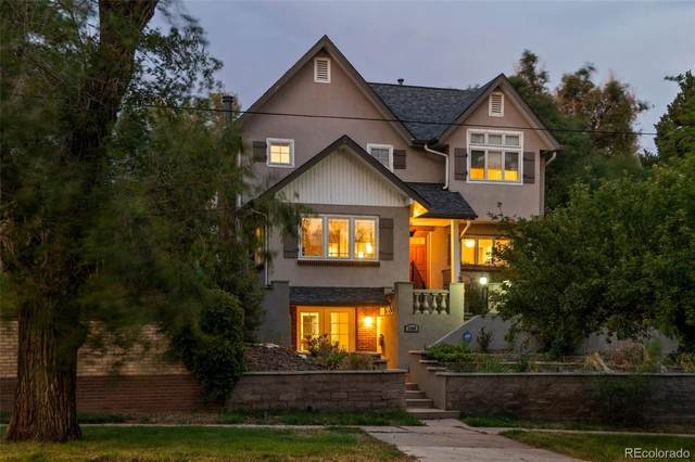 1380 S Downing Street, Denver, CO 80210 (#2527020) :: Kimberly Austin Properties