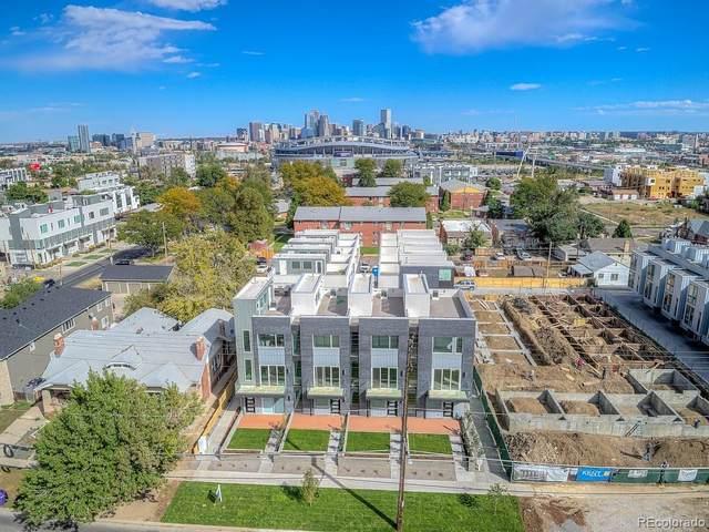 1612 Irving Street #2, Denver, CO 80204 (#2527036) :: Wisdom Real Estate