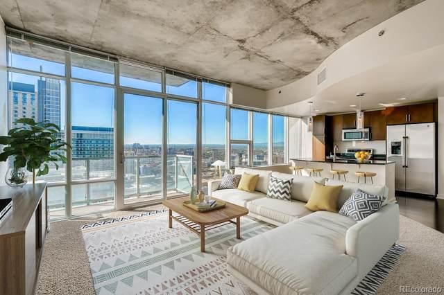 891 14th Street #2615, Denver, CO 80202 (#2527069) :: Wisdom Real Estate