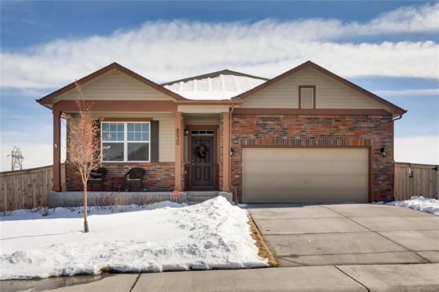 8020 E 136th Drive, Thornton, CO 80602 (MLS #2527367) :: 8z Real Estate