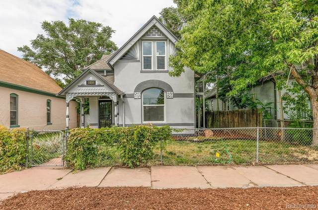 3331 Humboldt Street, Denver, CO 80205 (MLS #2527390) :: 8z Real Estate