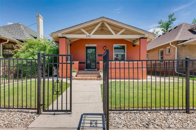 690 S Lincoln Street, Denver, CO 80209 (MLS #2527896) :: Find Colorado
