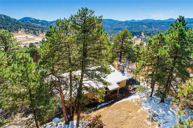 6417 High Drive, Morrison, CO 80465 (MLS #2528005) :: The Sam Biller Home Team
