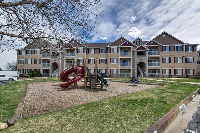 15700 E Jamison Drive #207, Englewood, CO 80112 (#2528343) :: Springs Home Team @ Keller Williams Partners