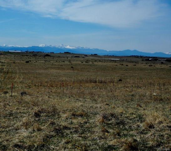 Cr 13 And Cr 174, Parker, CO 80138 (#2529301) :: The Peak Properties Group