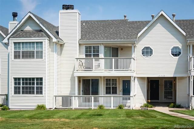 12523 E Pacific Circle E, Aurora, CO 80014 (#2529480) :: Finch & Gable Real Estate Co.