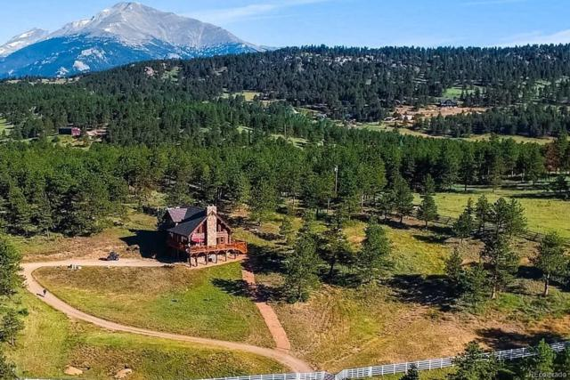 17503 State Highway 7, Lyons, CO 80540 (MLS #2529664) :: Kittle Real Estate