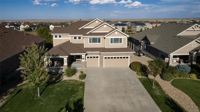 26731 E Clifton Drive, Aurora, CO 80016 (#2529774) :: The Peak Properties Group