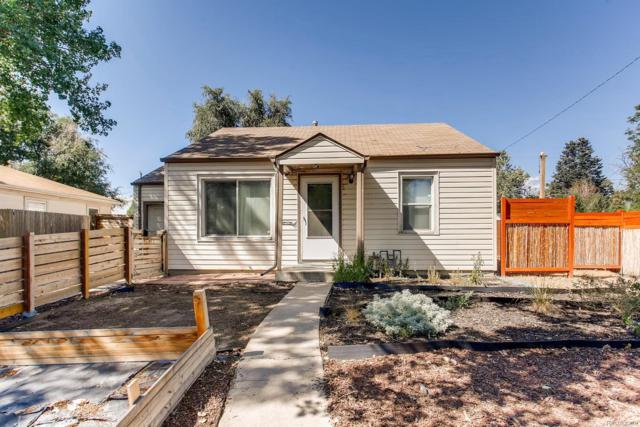 1795 Yosemite Street, Denver, CO 80220 (#2529987) :: The Peak Properties Group