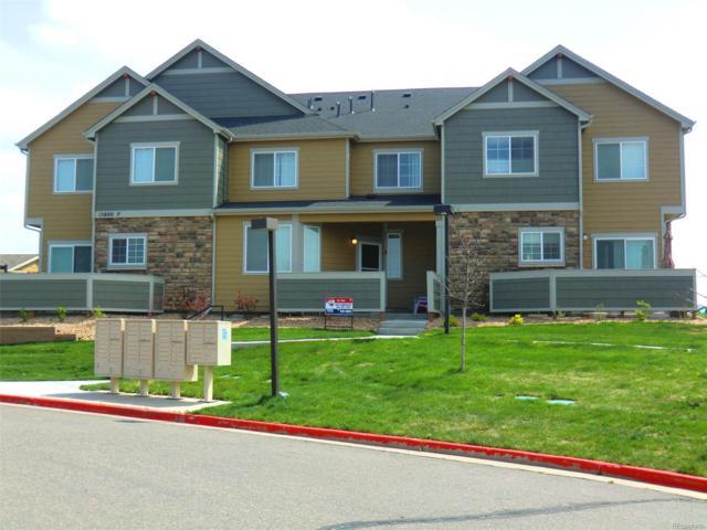 15800 E 121st Avenue P2, Commerce City, CO 80603 (#2529994) :: Wisdom Real Estate