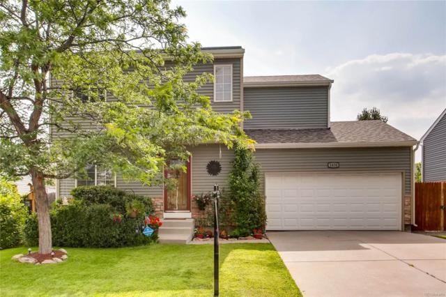 1436 S Pitkin Court, Aurora, CO 80017 (#2530499) :: The Peak Properties Group