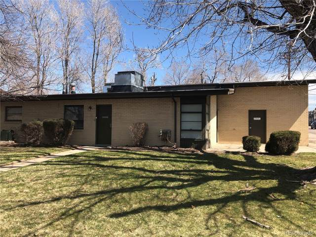 595 W Belleview Avenue, Englewood, CO 80110 (#2530512) :: The Gilbert Group