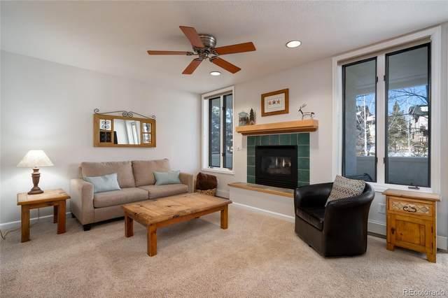 2700 Eagleridge Drive N22, Steamboat Springs, CO 80487 (#2530696) :: Briggs American Properties