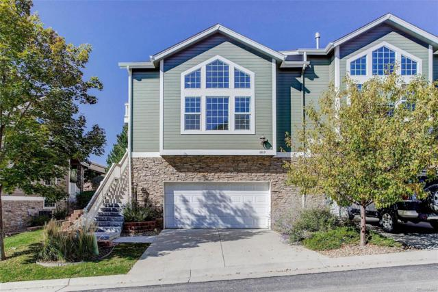 6819 W Yale Avenue, Lakewood, CO 80227 (#2531074) :: The City and Mountains Group