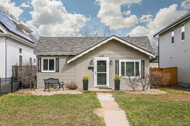 1608 S Clayton Street, Denver, CO 80210 (#2531075) :: Re/Max Structure