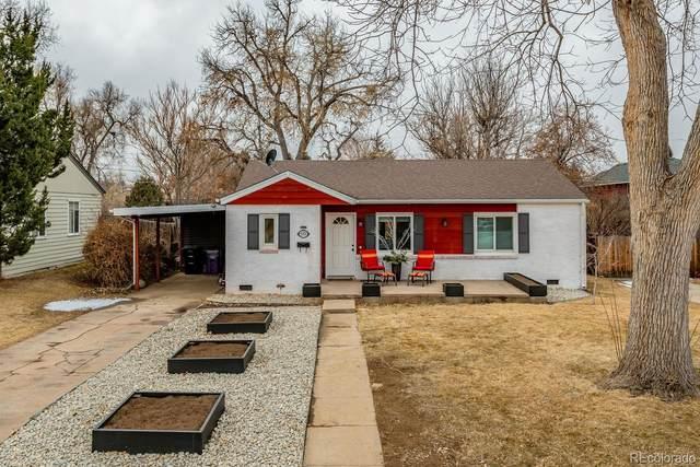 3371 S Elm Street, Denver, CO 80222 (MLS #2531270) :: 8z Real Estate