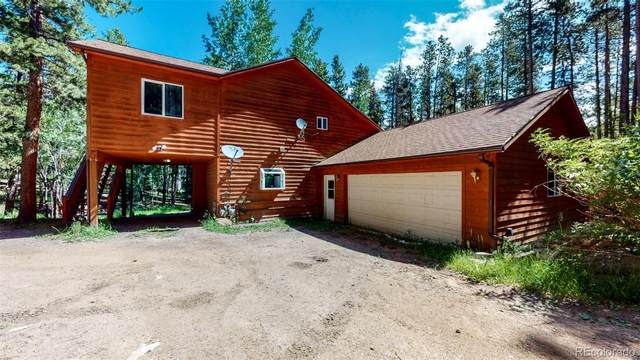 239 Apache Road, Evergreen, CO 80439 (MLS #2531639) :: 8z Real Estate