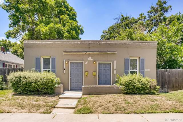 2163 S Gilpin Street, Denver, CO 80210 (MLS #2532078) :: Clare Day with Keller Williams Advantage Realty LLC