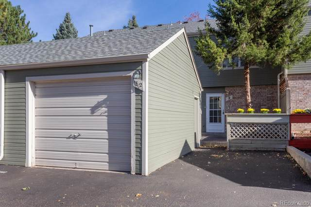 3403 S Ammons Street 18-2, Lakewood, CO 80227 (MLS #2532353) :: 8z Real Estate