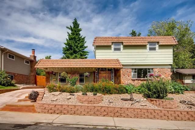2955 S Willow Street, Denver, CO 80231 (#2532369) :: The DeGrood Team