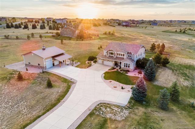 2407 Elkhorn Ranch Street, Parker, CO 80138 (#2532579) :: Colorado Team Real Estate