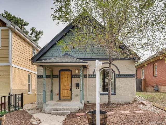 3458 W 33rd Avenue, Denver, CO 80211 (#2532615) :: Mile High Luxury Real Estate