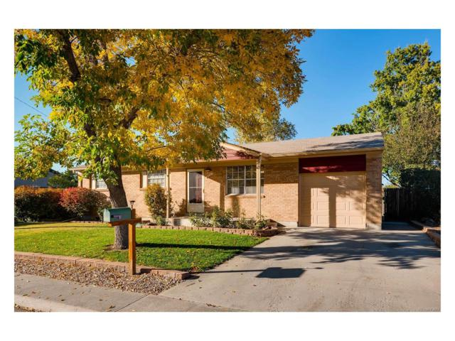 2061 E 119th Place, Northglenn, CO 80233 (#2532840) :: The Griffith Home Team