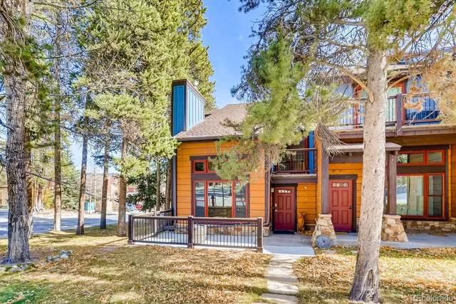 200 Primrose Path #8, Breckenridge, CO 80424 (MLS #2533027) :: 8z Real Estate