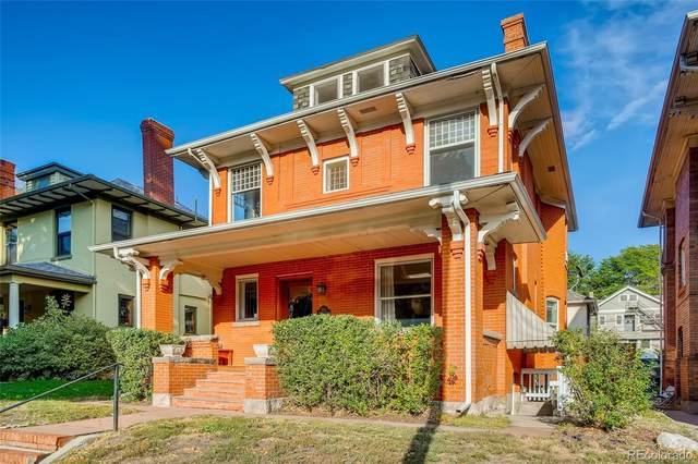 1024 N Marion Street, Denver, CO 80218 (MLS #2533104) :: 8z Real Estate