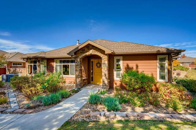 8645 Gold Peak Place G, Highlands Ranch, CO 80130 (#2533129) :: Colorado Home Finder Realty