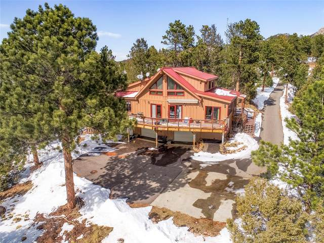 25534 Shiloh Circle, Conifer, CO 80433 (MLS #2533137) :: Wheelhouse Realty