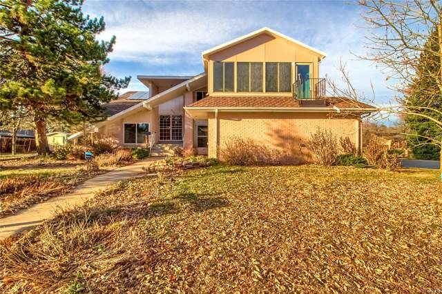 6165 E Fair Avenue, Centennial, CO 80111 (#2533335) :: The DeGrood Team