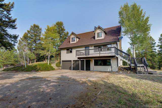 24797 Red Cloud Drive, Conifer, CO 80433 (MLS #2533723) :: 8z Real Estate