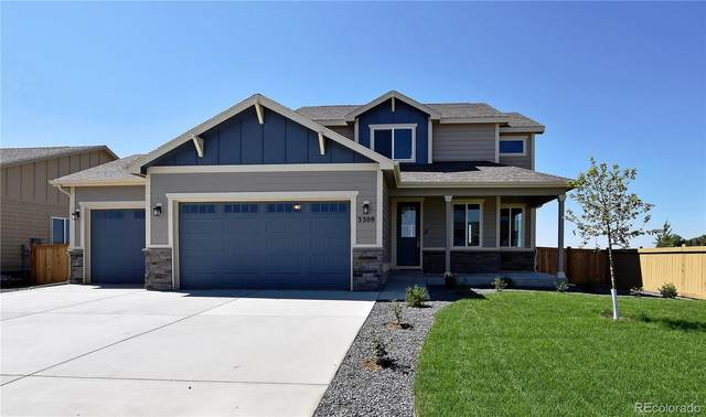 3309 Meadow Gate Drive, Wellington, CO 80549 (#2533757) :: Venterra Real Estate LLC