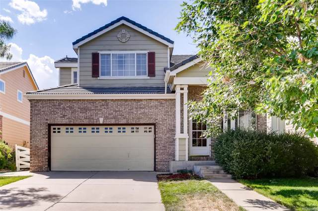 1207 S Flatrock Circle, Aurora, CO 80018 (#2533917) :: The Galo Garrido Group