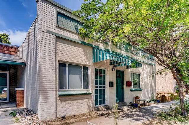 39 Clarkson Street A, Denver, CO 80218 (#2533942) :: Venterra Real Estate LLC