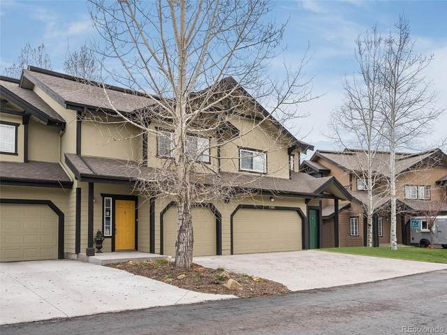 3378 Covey Circle, Steamboat Springs, CO 80487 (#2534169) :: The Gilbert Group