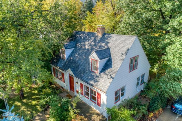 845 8th Street, Boulder, CO 80302 (#2534309) :: The Healey Group